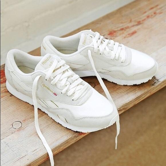 855b129b49a UOxReebok Classic Sneaker Reebok Urban Outfitters.  M 5af1bd85b7f72b7f77378346